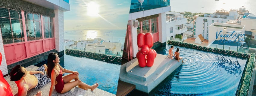 MYTT Beach Hotel, พัทยา