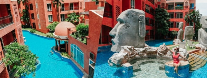 Sonia Residences ,พัทยา