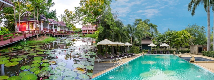 Le Charme Sukhothai Historical Park Resort, สุโขทัย