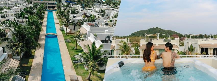 Oriental Beach Pearl , ปราณบุรี