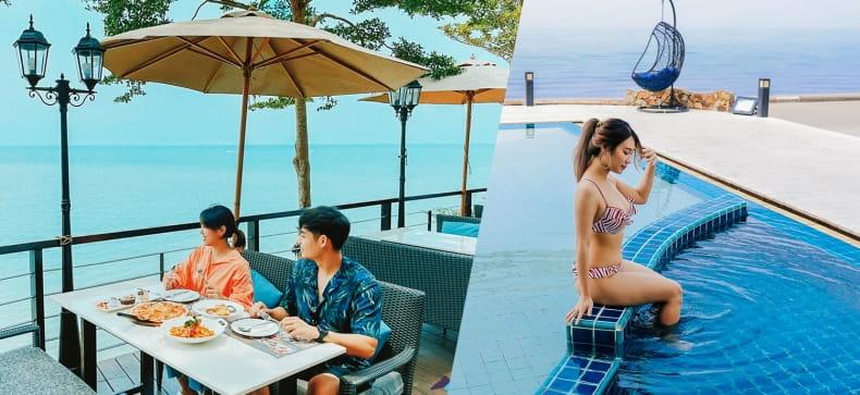 Rodina Beach + Chocolate Factory ,พัทยา
