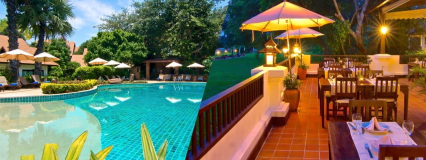 The Legend Chiang Rai Boutique River Resort & Spa,เชียงราย