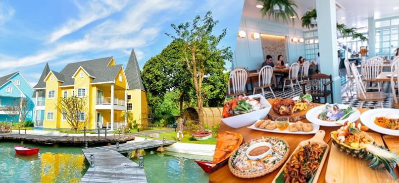 Peggy's Cove + Light House Bar & Grill, จันทบุรี