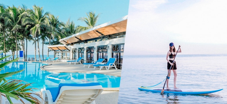 Chaolao Tosang Beach Hotel,
