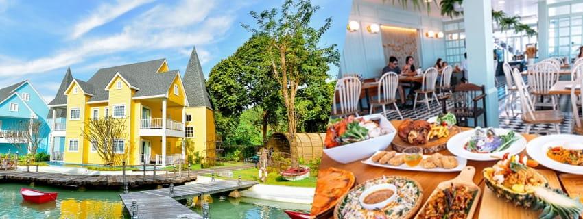 Peggy Cove + Light House Bar & Grill, จันทบุรี