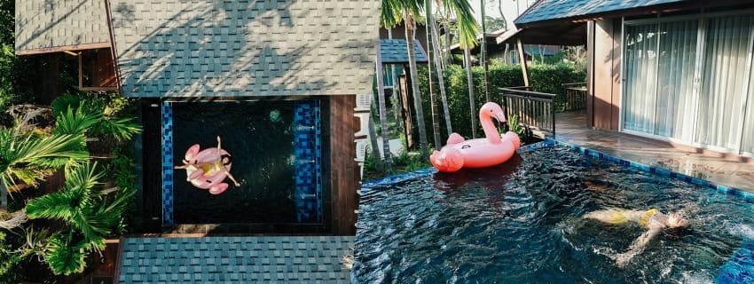 Forest Pool Villas, พัทยา