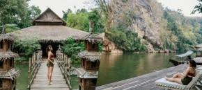 River Kwai Resotel, กาญจนบุรี