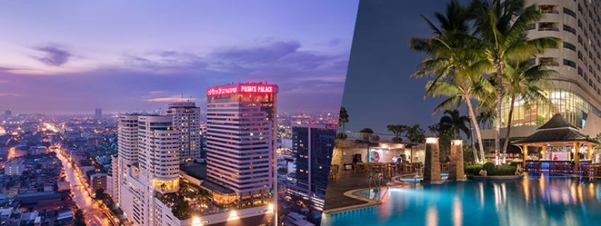 Prince Palace Hotel, Bangkok