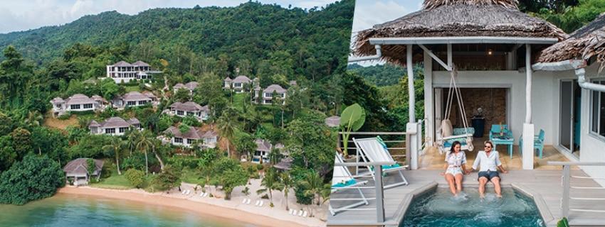 Paradise Kho yao, เกาะยาว