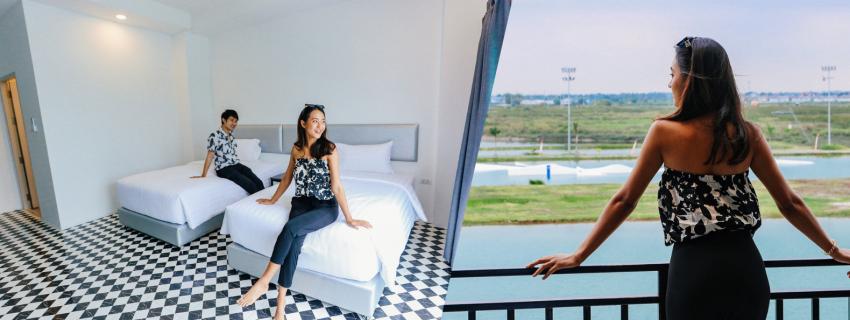 ESC PARK Hotel, ปทุมธานี