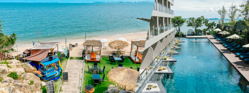 Golden Tulip Pattaya Beach, พัทยา