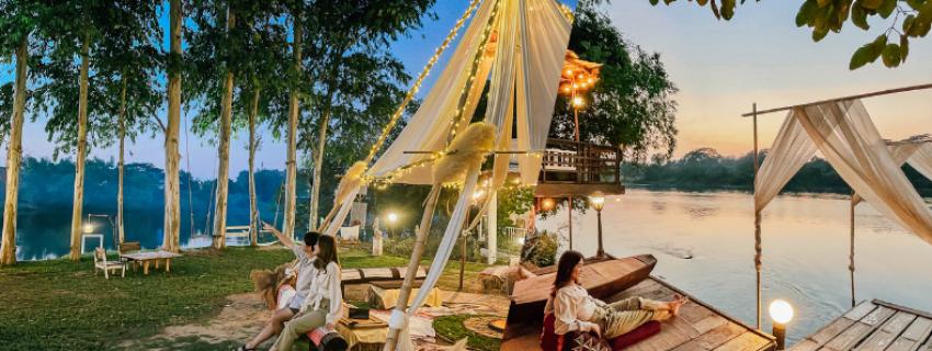 The Antique Riverside, ราชบุรี