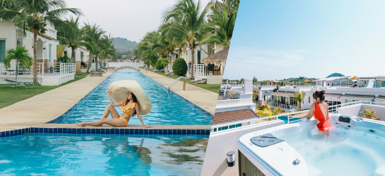 Oriental Beach Pearl Resort, ปราณบุรี