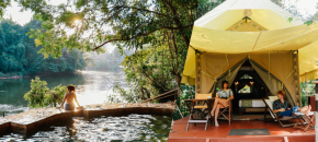 Hintok River Camp, กาญจนบุรี