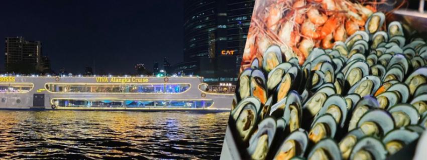 Viva Alangka Cruise, กรุงเทพฯ