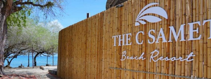 The C Samet Beach Resort, ระยอง