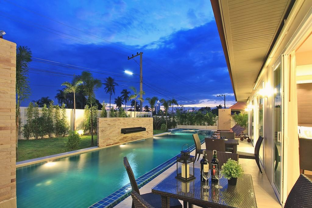 10 Pool Villa ต้องชวนเพื่อนไป ใกล้กรุงเทพ Makalius Co Th